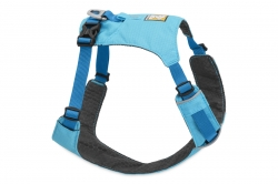 Ruffwear Hi & Light Blue Atoll Harness