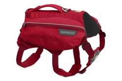 Ruffwear Singletrak Pack Red Currant Klövjeväska
