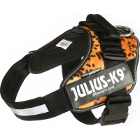 Julius K9 IDC Harness Leopard