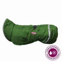 Pomppa Perus Warming Dog Coat Juniper