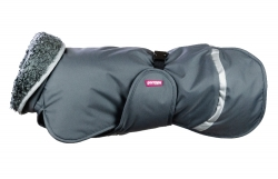 Pomppa Toppa Warming Coat Graphite