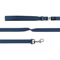 Curli Basic Leash Nylon Deep Blue