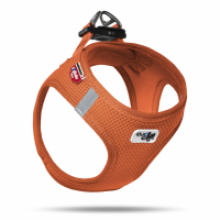 Curli Vest Harness Air-Mesh Orange