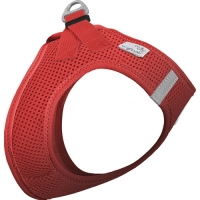 Curli Vest Harness Air-Mesh Red