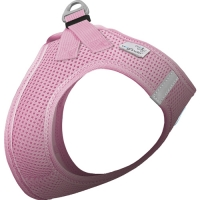 Curli Vest Harness Air-Mesh Pink