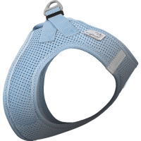 Curli Vest Harness Air-Mesh Skyeblue