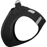 Curli Vest Harness Air-Mesh Black