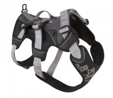 Hurtta Trail Harness Raven
