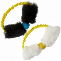 Tug-E-Nuff Bungee Ring, Yellow