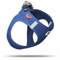 Curli Vest Harness Air-Mesh Blue