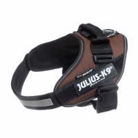 Julius K9 IDC Harness Chocolate Brown