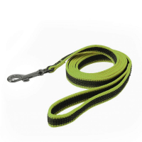 Dogman Anti-Slip Leash Iris Green