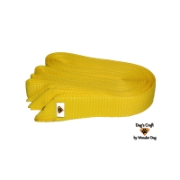 Dog's Craft Obedience Square Yellow