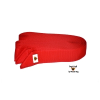 Dog's Craft Obedience Square Red