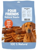 FourFriends Natural Snacks Beef Stick