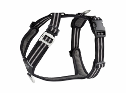 Dog Copenhagen Comfort Walk Air Harness Black