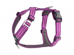 Dog Copenhagen Comfort Walk Air Harness Purple Passion