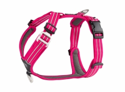Dog Copenhagen Comfort Walk Air Harness Wild Rose