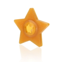 Hevea Star Treat Activity Dog Toy