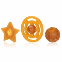 Hevea Universe Trio dog Toy - Gift Set