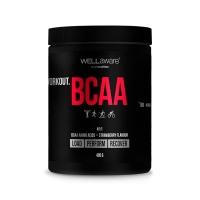Workout BCAA 4:1:1 Jordgubb 400 g