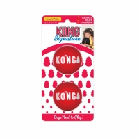 Kong Signature Balls 2-pack