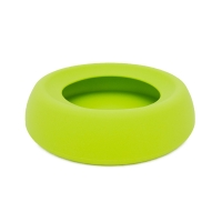 Dogman Non-Spill Water Bowl Soft Lime Green