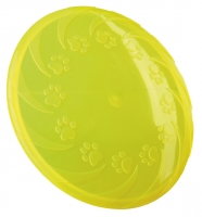 Trixie Floatable Frisbee TPR Yellow