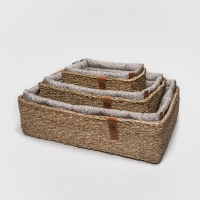 Cloud7 Hideaway Mille Fleurs Dog Bed