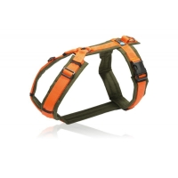 Anny-X Fun Hundsele Olive/Orange