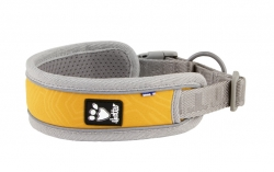 Hurtta Venture Dog Collar Orange Sun