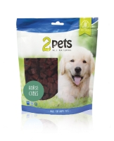 2Pets Dogsnack Horse Cubes 400 g