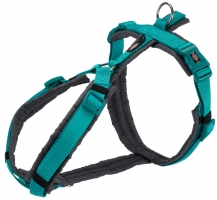 Trixie Trekking Harness Ocean/Graphite