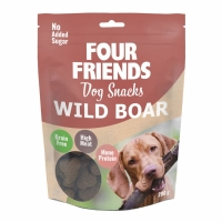 Four Friends Dog Snacks Wild Boar 200 g
