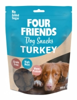 Four Friends Dog Snacks Turkey 200 g