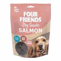 Four Friends Dog Snacks Salmon 200 g