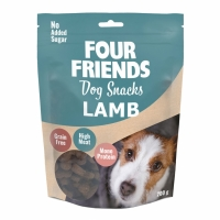 Four Friends Dog Snacks Lamb 200 g