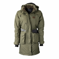 DogCoach Dogwalking Winter Jacket Women Green