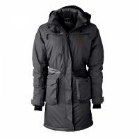 DogCoach Dogwalking Winter Jacket Women Dark Grey