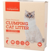 Companion Clumping Cat Litter Scented 10 L