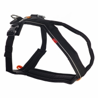 Non-stop Line Harness Black