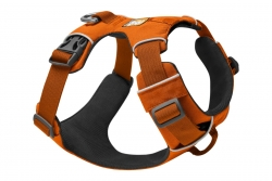 Ruffwear Front Range Campfire Orange Dog Harness
