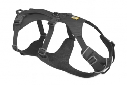 Ruffwear Flagline Harness Granite Gray Dog Harness