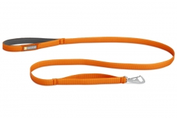 Ruffwear Front Range Leash Campfire Orange Koppel