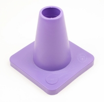 Cones for obedience 15 cm Purple