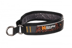 Non-stop Rock Dog Collar Halfchoke