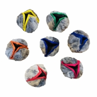 PawsPocket Lotus Agility Dog Training Ball Rabbit