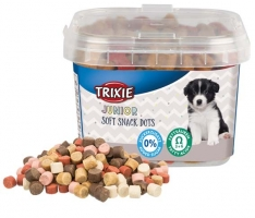 Trixie Junior Soft Snack Dots with Omega-3, 140 g