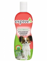 Espree Strawberry Lemonade Shampoo Hundschampo