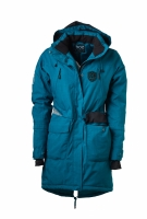 DogCoach Dogwalker Winterjacket Petroleum